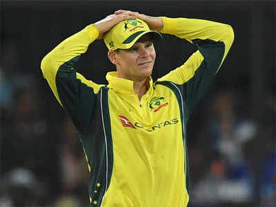 Image result for India vs Australia: Steve Smith unable to stall Australia freefall