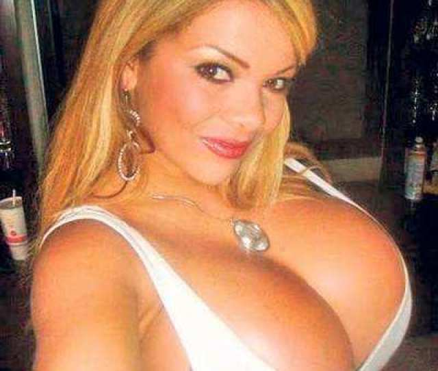 Big Trouble Sheyla Hershey Reportedly A Size 38kkk May Have Her Implants Removed