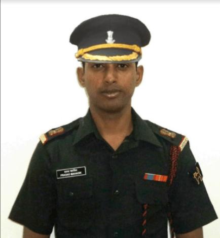 Image result for Major Prasad Mahadik