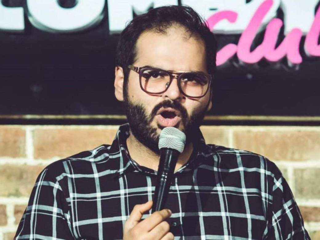 Comedian Kunal Kamra asked to move out of his house due to ...