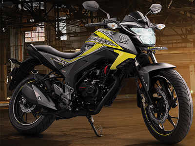 2018 Honda Cb Hornet 160r Gets Led Headlamp And Abs