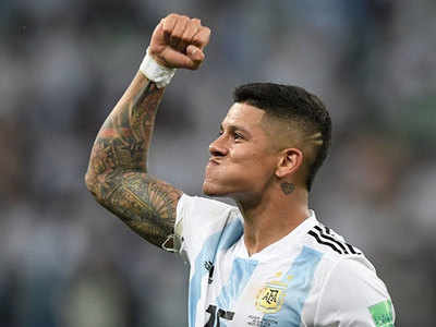 Image result for marcos rojo