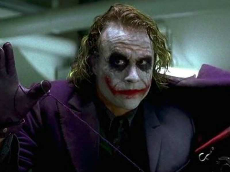 Dante PereiraOlson to play a younger version of Jokers arch rival  English Movie News  Times