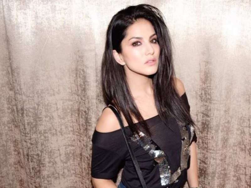 Adult Film Star Turned Bollywood Actress Sunny Leone Who Is Often A Target Of Sexist And Disparaging Remarks By People Said She Is Disturbed When