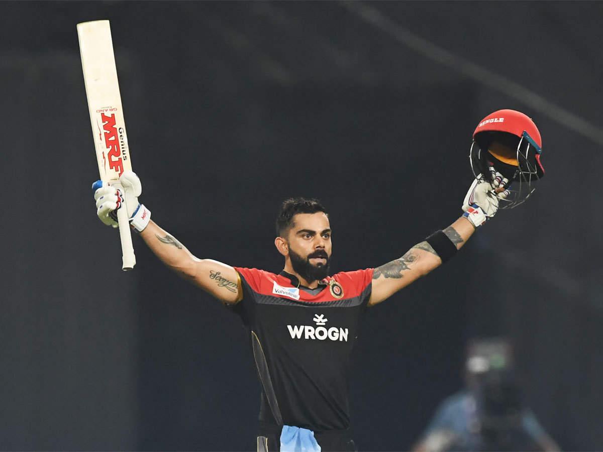IPL 2019: AB de Villiers in awe of 'irrepressible' Virat Kohli | Cricket  News - Times of India