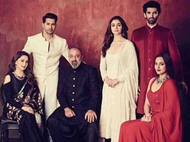 kalank full movie box