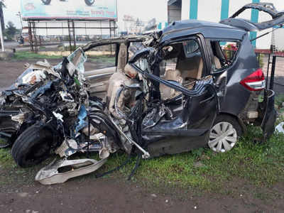 Speeding Led To 66 Of Road Accidents Last Year Govt India News Times Of India