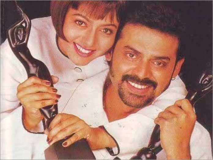 Image result for venkatesh and soundarya