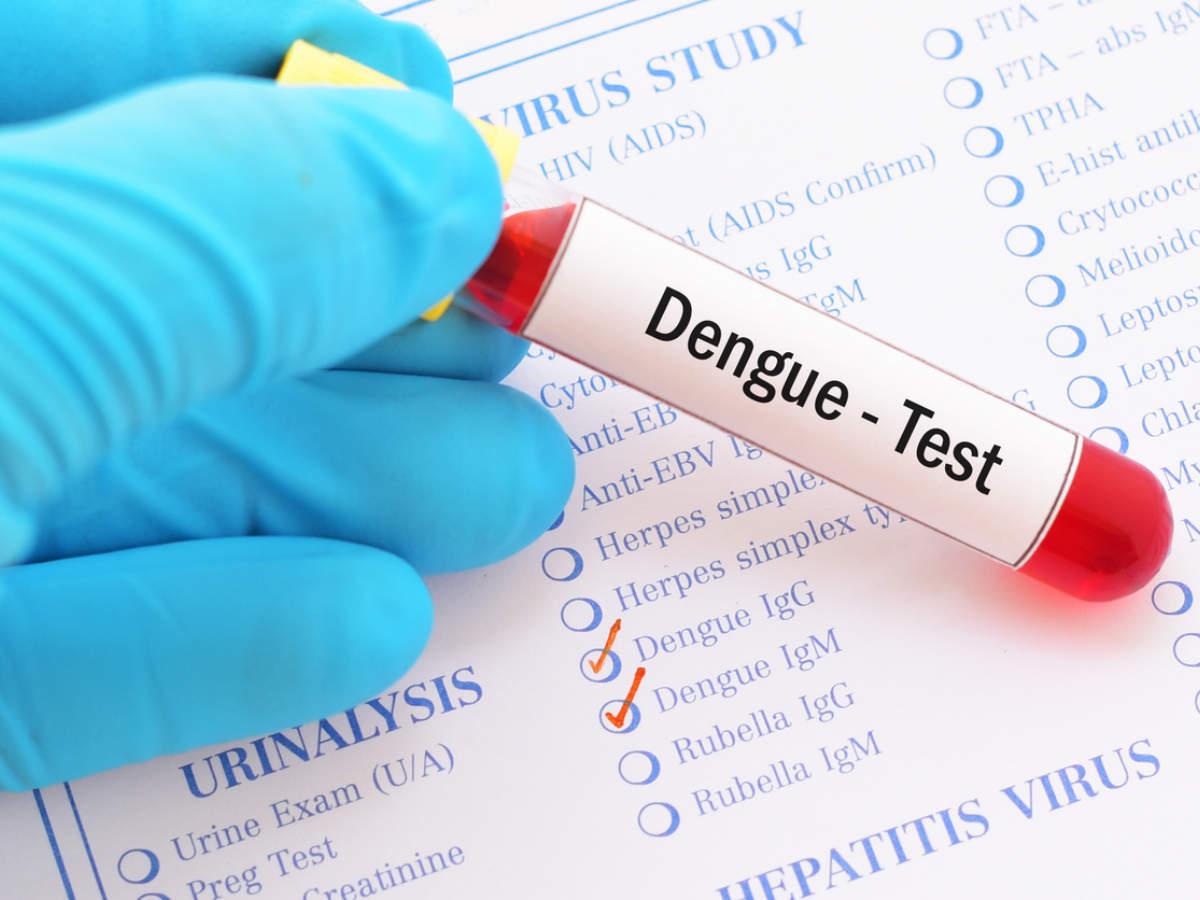 Dengue Tests: How to diagnose dengue fever - Times of India