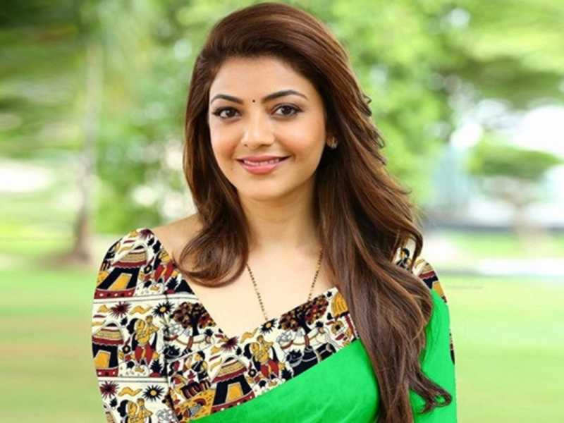 Kajal As 85 Years Old Lady
