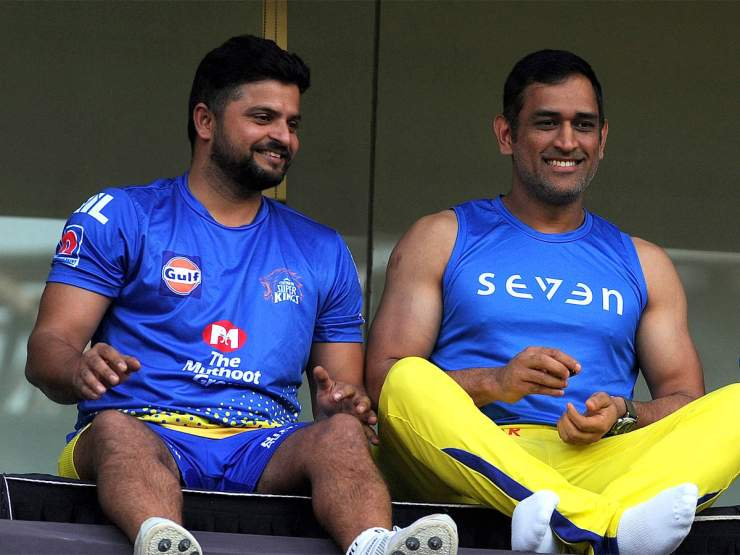 No signs of ageing, MS Dhoni still has cricket left in him: Suresh ...