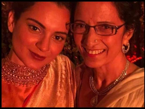 Kangana Ranaut's mother Asha Ranaut is welcome to join our party, says BJP  leader Suresh Kashyap | Hindi Movie News - Times of India