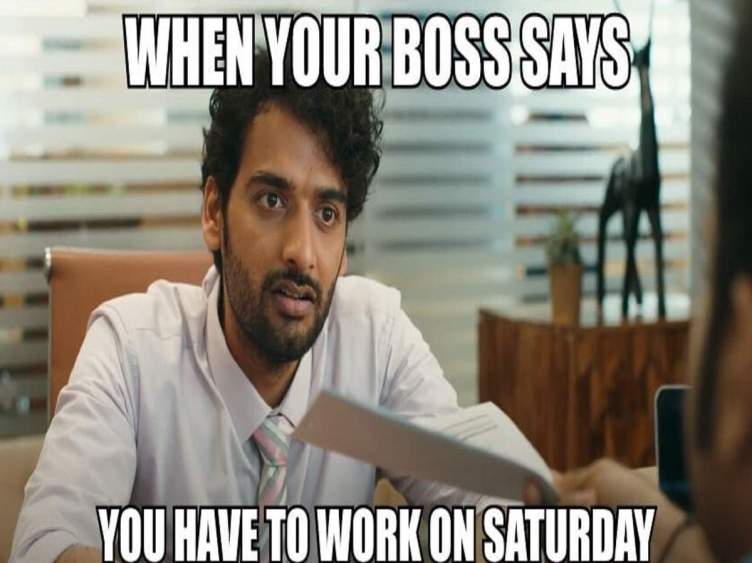 Boss Day Memes, Wishes, Messages & Images: Happy Boss' Day 2020: Funny memes  about Bosses that will make you laugh out loud