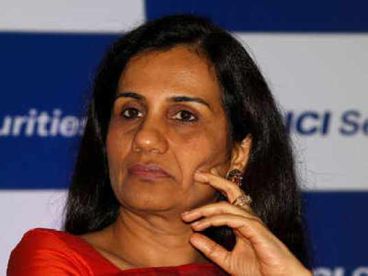 Image result for Chanda Kochhar Can't Leave India Without Court Permission After Granted Bail