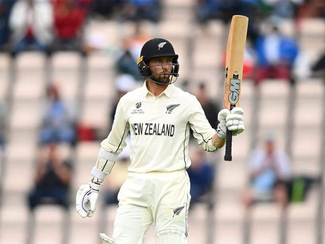 India vs New Zealand WTC Final Live Score: Jamieson removes Kohli early on  Day 3 - The Times of India