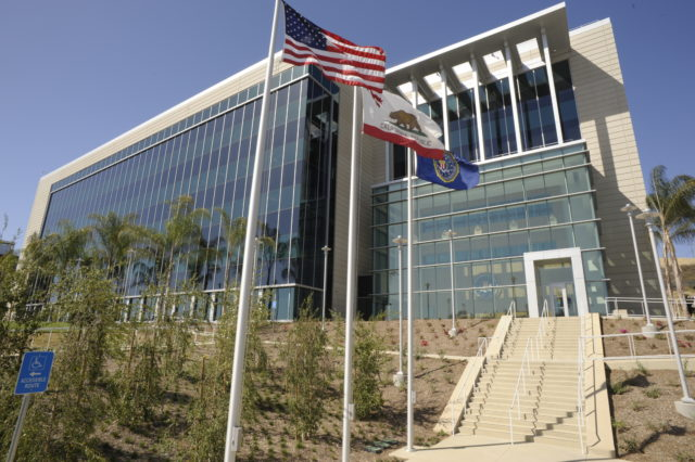 FBI office in San Diego