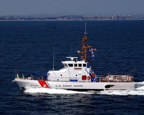 Coast Guard cutter Haddock