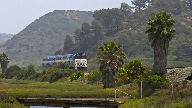 Coaster train