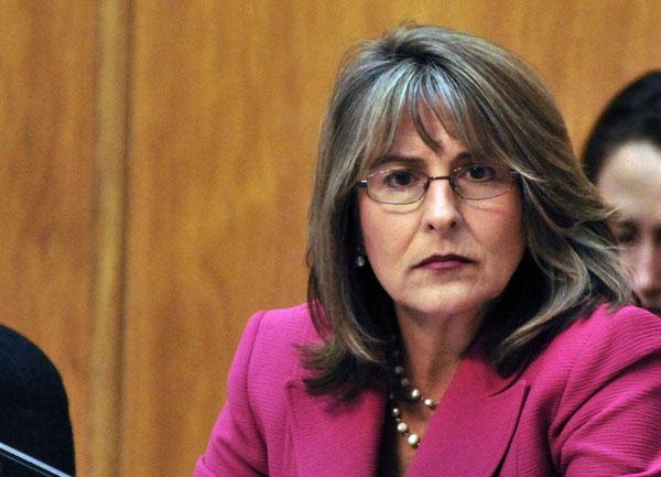 San Diego City Councilwoman Lorie Zapf.