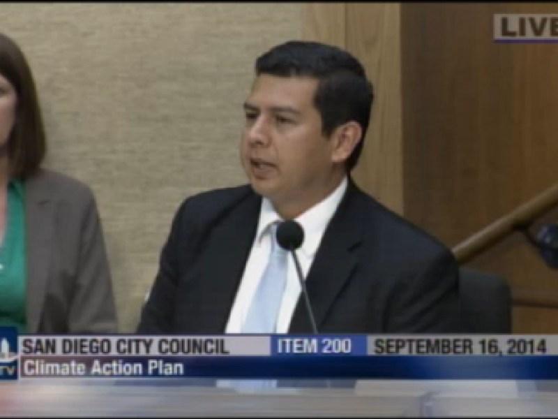 David Alvarez Climate Action Plan