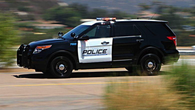 Escondido Police cruiser