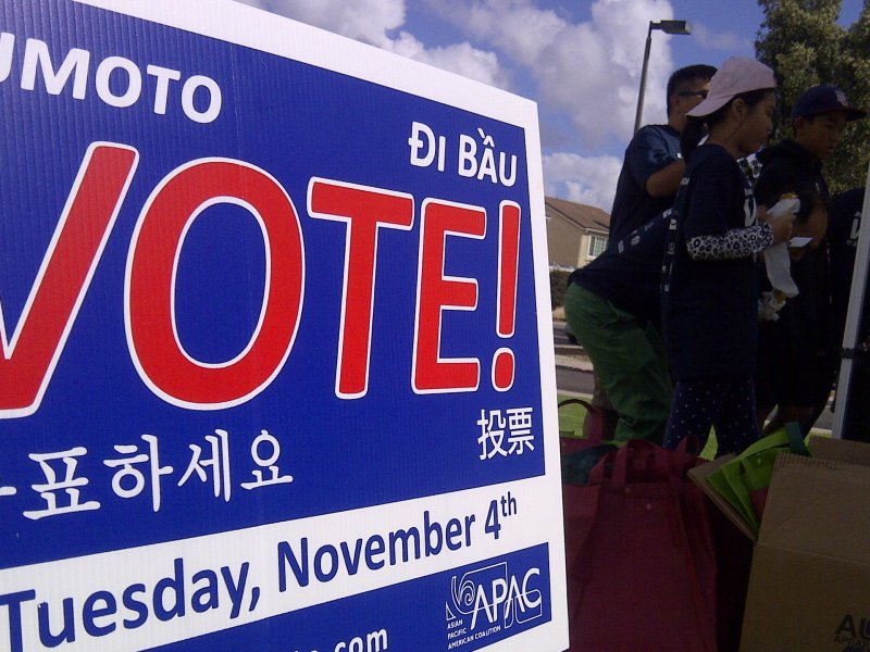 APAC Get Out the Vote