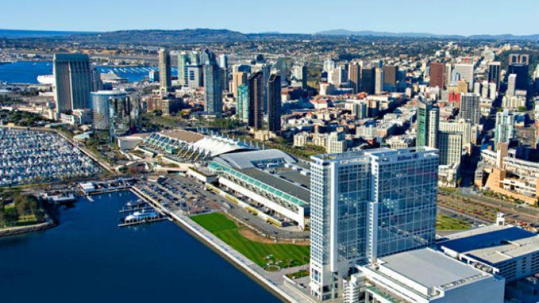 San Diego Waterfront Featured