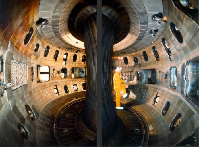Inside the DII-D