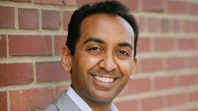 Symphony Picks Sameer Patel as New Assistant Conductor