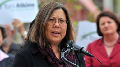 State Controller Betty Yee was one of two dozen endorsers of Toni Atkins. Photo by Chris Stone