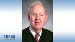 Judge Richard J. Hanscom.  Photo via San Diego Superior Court