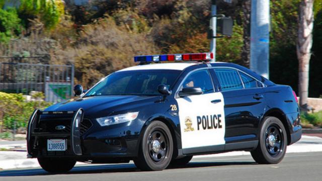 Chula Vista Police Cruiser