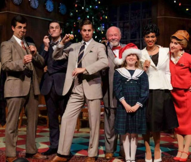 The Cast Of Miracle On 34th Street By San Diego Musical Theatre