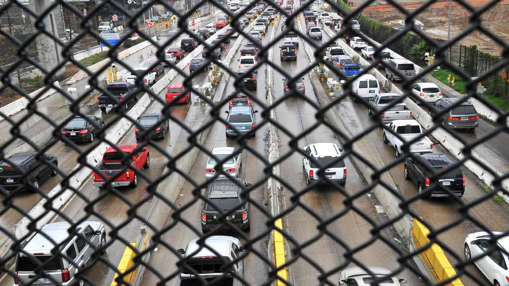 San Ysidro border crossing