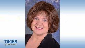 Jessica Hayes, San Diego County Democratic Party chairwoman. Photo via Jessica Hayes