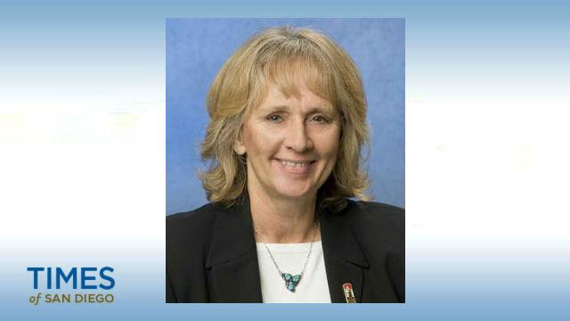 San Diego State University administrator Sally Roush. Photo courtesy SDSU
