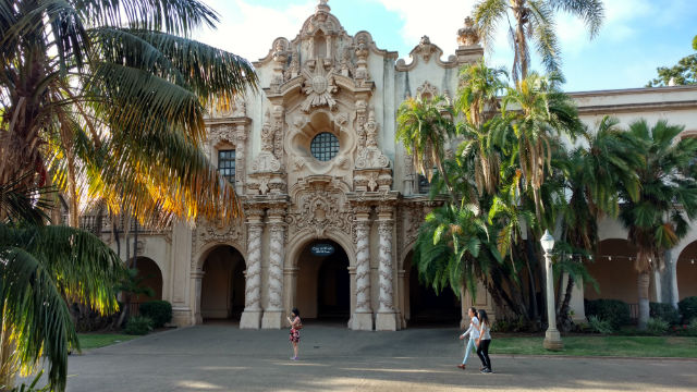 The Casa del Prado in Balboa Park. Photo by Chris Jennewein