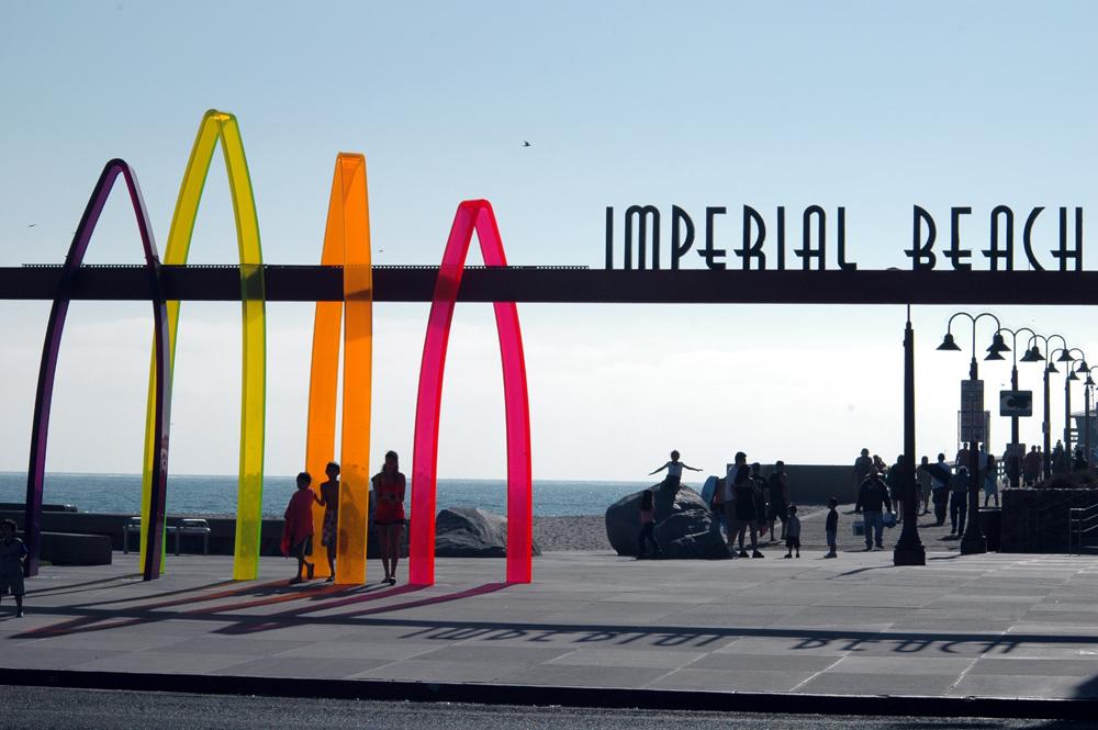 Imperial beach