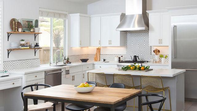 Renovated Carlsbad kitchen