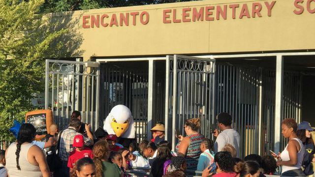 Encanto Elementary School