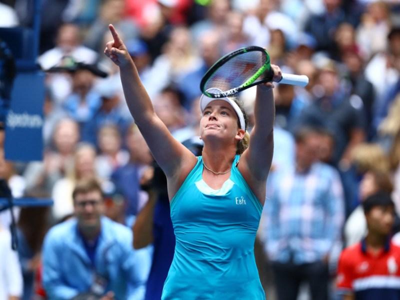CoCo Vandeweghe, U.S. Open