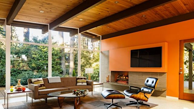 modern colors for living rooms ideas room paint weekend design 5 color palettes a midcentury look