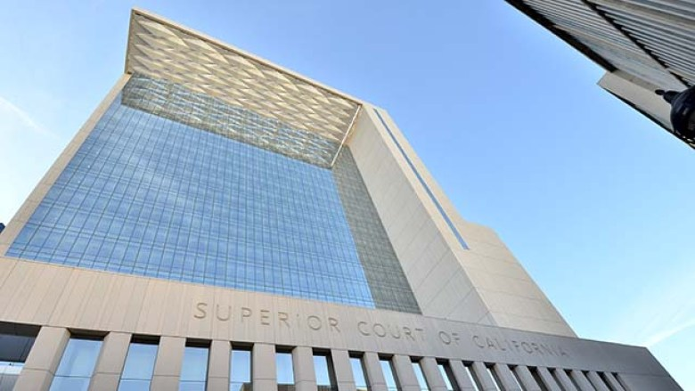 The new downtown San Diego Superior Court and satellite courts will have new download charges starting Jan. 1, 2021.