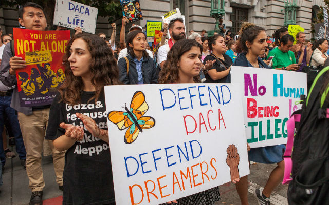 Rally for Dreamers