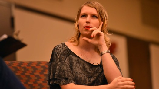 Secret Things: Chelsea Manning Mum on Some at SDSU Talk ...