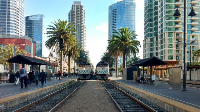 Coaster trains