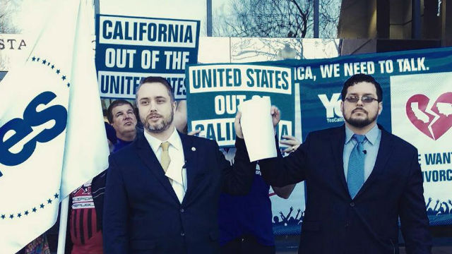 Marcus Ruiz Evans and Louis J. Marinelli