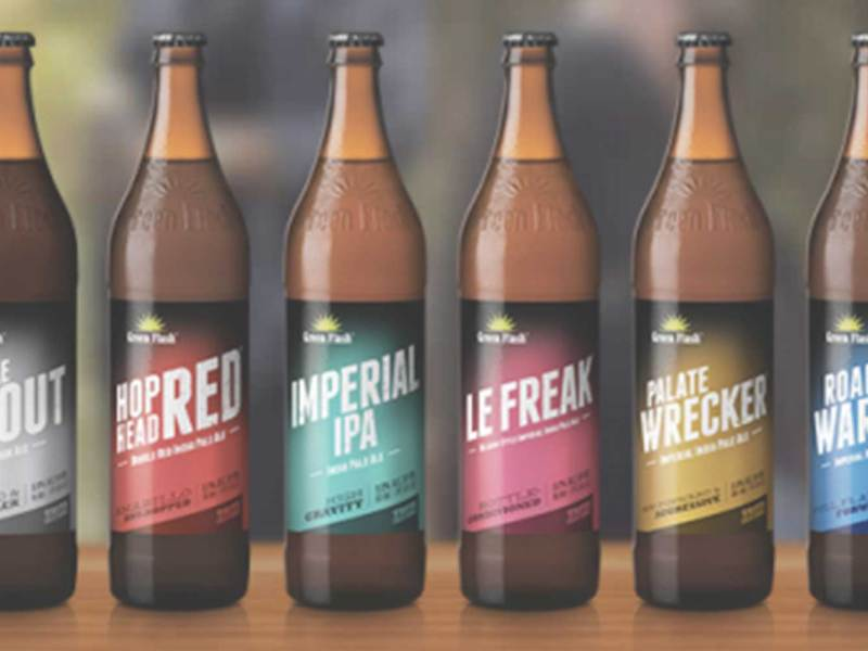Green Flash products
