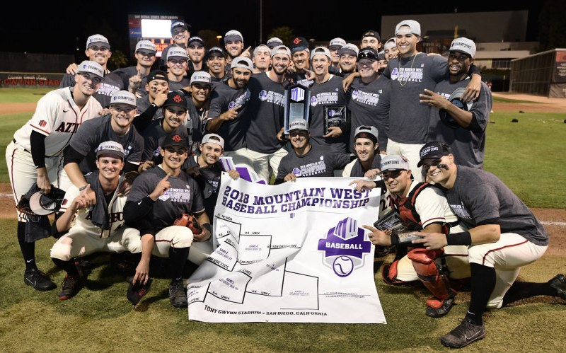 2018 Mountain West Baseball Championship