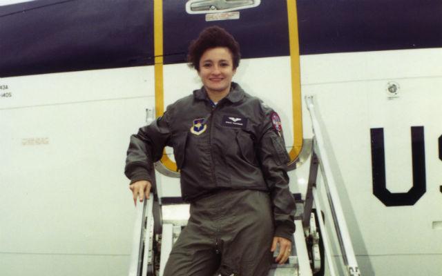 Graciela Tiscareño-Sato in the Air Force
